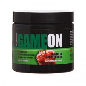 e7b945c147bc Pre Workout Supplement - Game On - The best pre workout drink with ...
