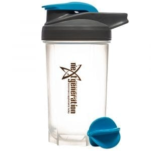 Accessories Shaker Leak Free Blue 500ml