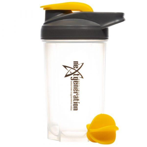 Accessories Shaker Leak Free Yellow 500ml