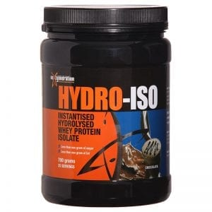 Hydro-Iso ISO whey protein 700g Chocolate