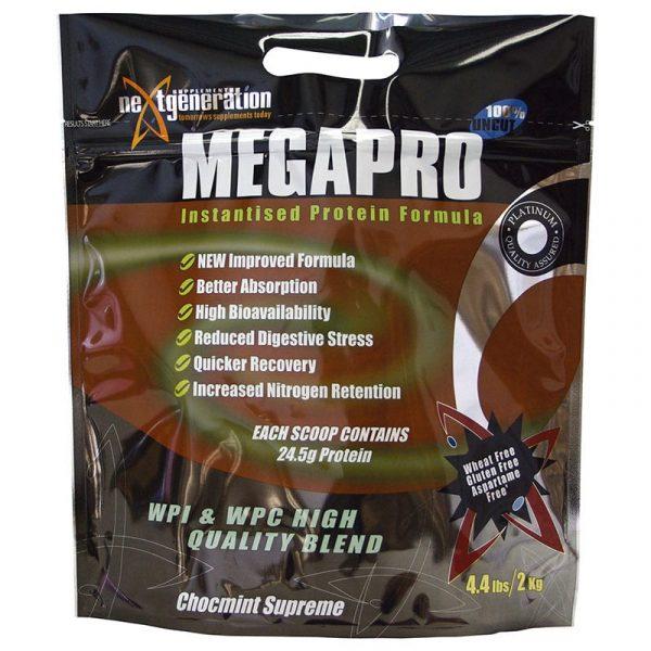 MegaPro Protein 2kg Chocmint Supreme
