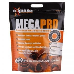 MegaPro Protein 4kg Chocolate Supreme