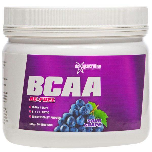 Re-fuel Sour Grape BCAA 400g