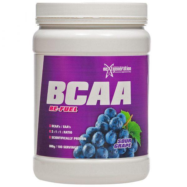 Re-fuel Sour Grape BCAA 800g