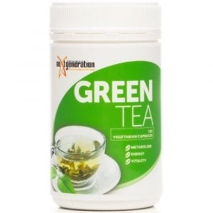 Green Tea Vegetarian Capsules