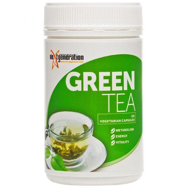 Green Tea Veggie 120 Capsules