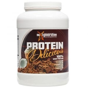 Protein Delicious Choc Coconut Protein Powder 2kg