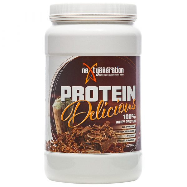 Protein Delicious Chocolate Protein Powder 1.25kg