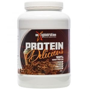 Protein Delicious Chocolate Protein Powder 2kg