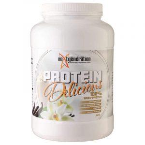 Protein Delicious Vanilla Protein 2kg