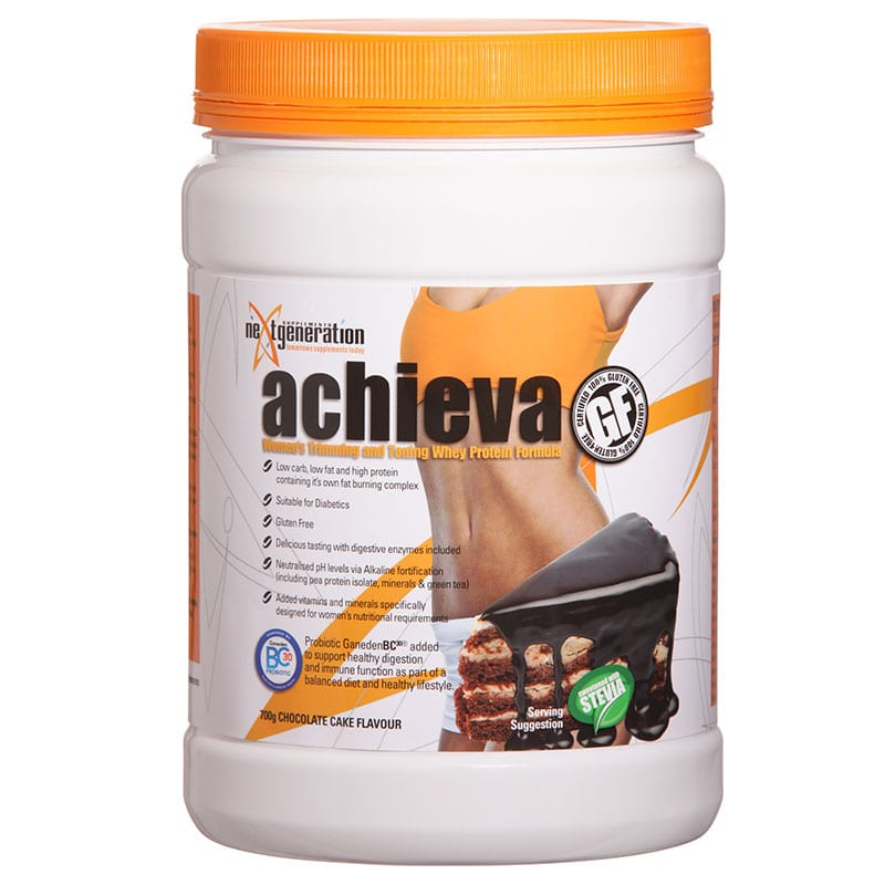 Achieva Protein Powder For Women Our Exclusive Womens Protein Shake For Weight Loss And Toning