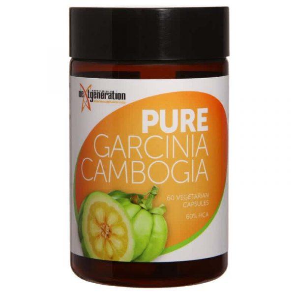 Garcina Cambogia Vegetarian 60 Capsules