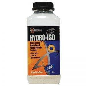 Hydro-Iso Protein Shots Iced Coffee 42g