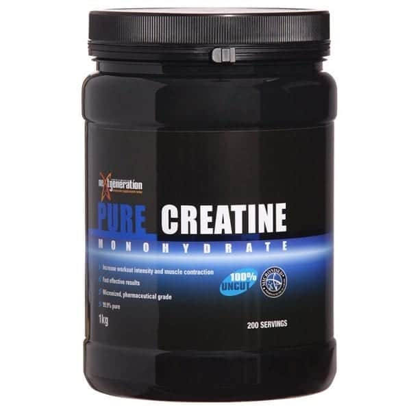 Pure Creatine Monohydrate 1kg