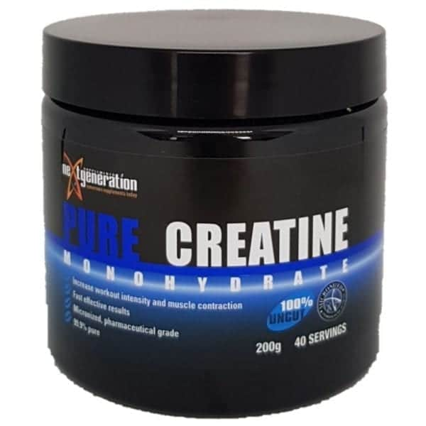 Pure Creatine Monohydrate 200g