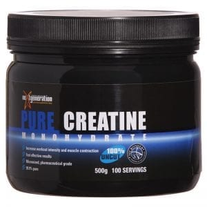 Pure Creatine Monohydrate 400g