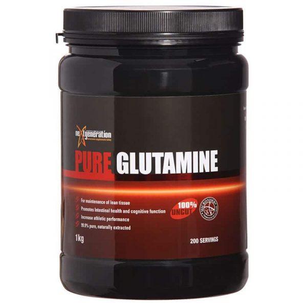Pure Glutamine 1kg