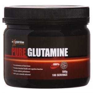 Pure Glutamine 500g