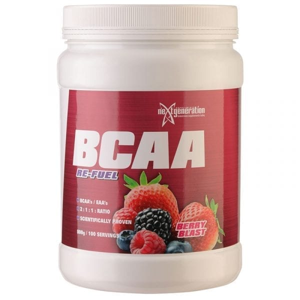 Re-fuel Berry Blast BCAA 800g