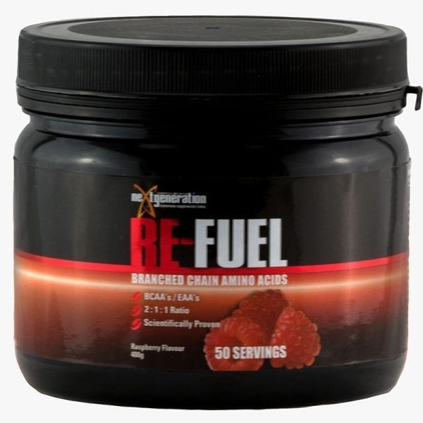 Re-fuel Raspberry BCAA 400g
