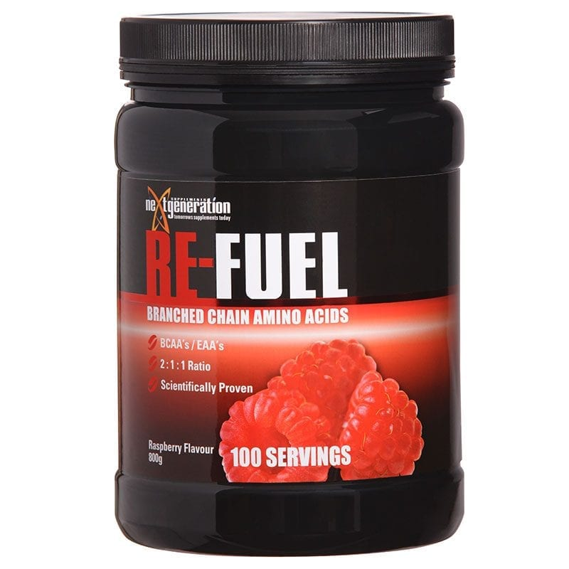 Re-fuel Raspberry BCAA 800g
