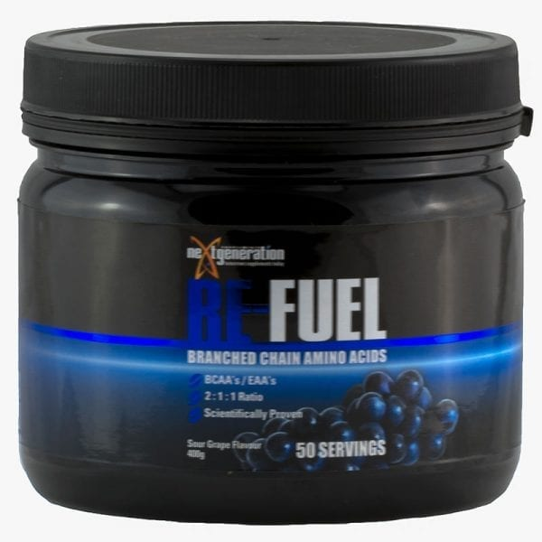 Re-fuel Sour Grape BCAA 400g