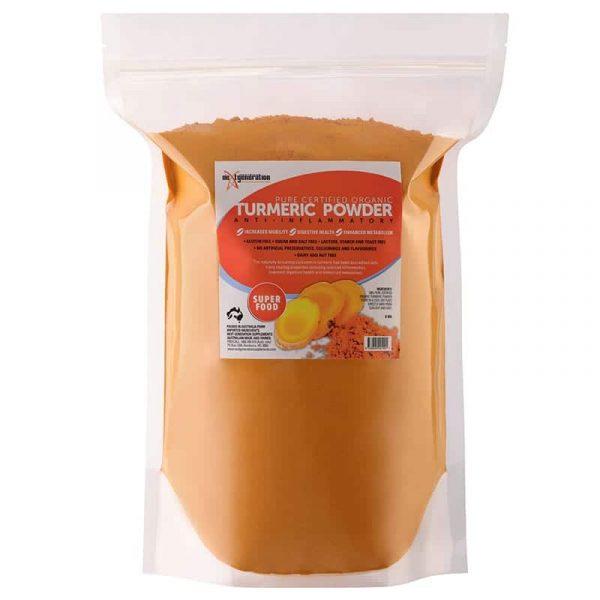 Organic Turmeric Powder 2kg