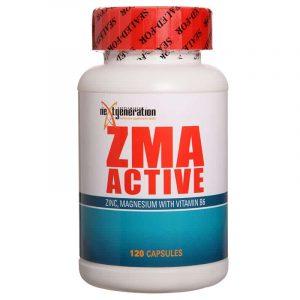 ZMA Active 120 Capsules
