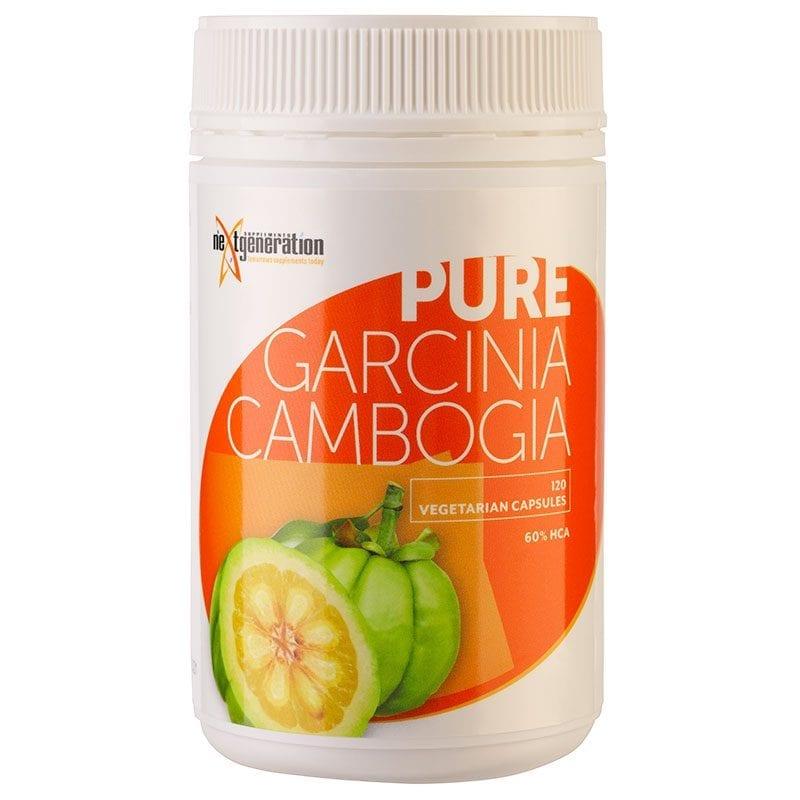 Garcinia Cambogia Vegetarian 120 Capsules