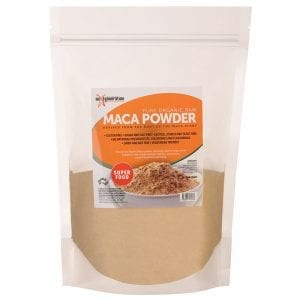 Pure Organic Maca 500g Powder