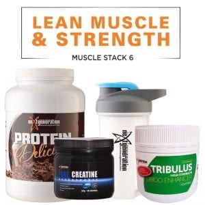 Muscle Stack 6 - Lean Muscle & Strength