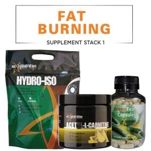 Supplement Stack 1 - Fat Burning