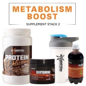 Supplement Stack 2 - Metabolism Boost