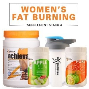 Supplement Stack 4 Womens Weightloss