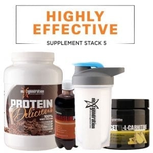 Supplement Stack 5 Highly Effective