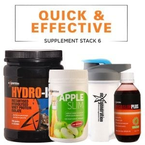 Supplement Stack - Weight Loss 6 - Quick & Effective