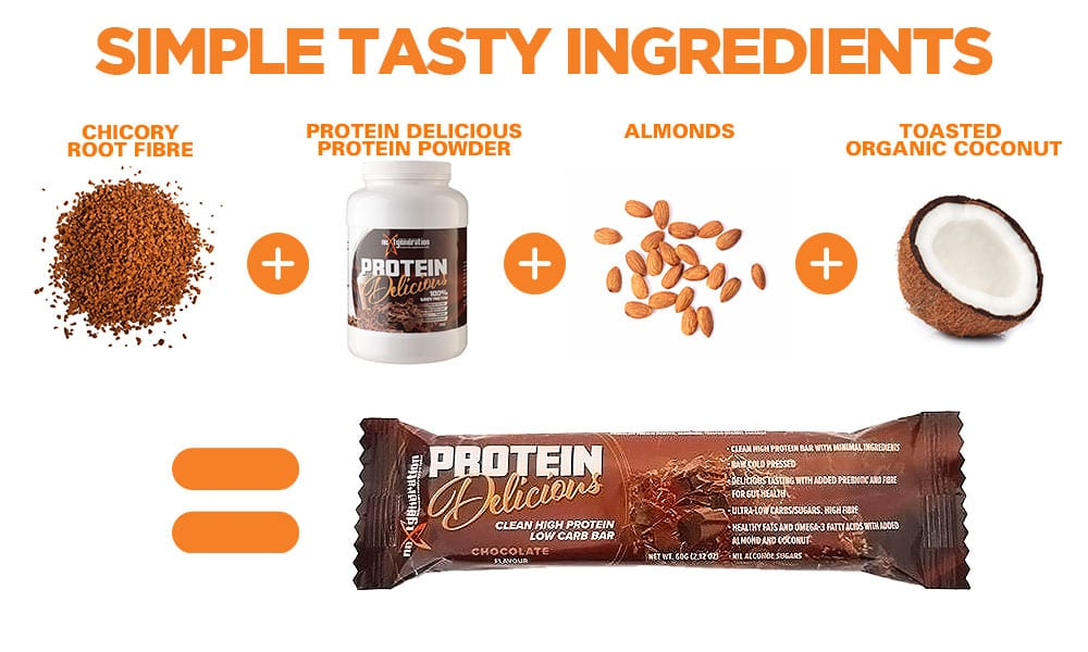 Protein Delicious Protein Bars Ingredients