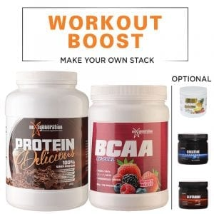 Make Your Own Stack - Workout Boost